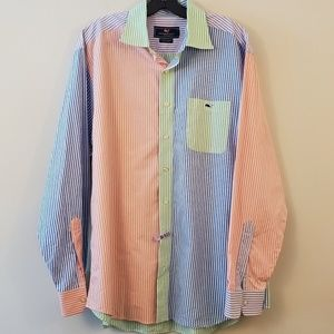 Vineyard Vines tucker shirt size large